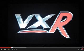Ukázka animovaného Startup a nového Shutdown loga VAUXHALL VXR