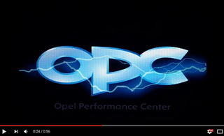 Ukázka animovaného Startup a nového Shutdown loga OPEL OPC